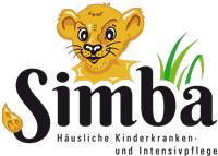 Kinderkrankenpflege und Intensivpflege Simba Logo